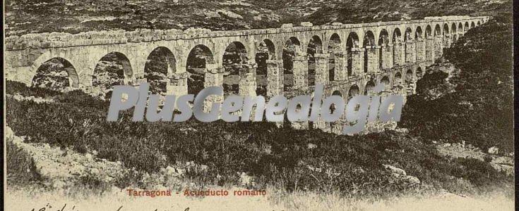 Fotos antiguas de TARRAGONA