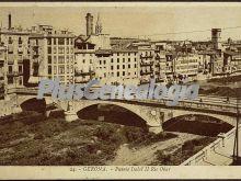 Puente isabel ii sobre el río oñar de girona
