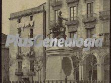 Monumento a álvarez castro de girona