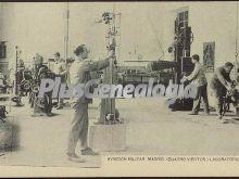 Aviación Militar de Madrid: Cuatro Vientos. Laboratorio