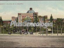 Palacio de la Industria de Madrid (en color)