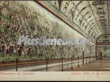 Monasterio de El Escorial de Madrid: Sala de las Batallas