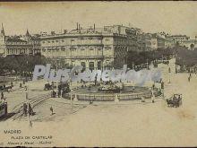 Plaza de Castelar en Madrid
