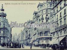 Avenida del Conde de Peñalver en Madrid