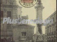Monumento del 31 de mayo en madrid