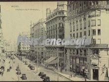 Avenida Pi y Margall en madrid