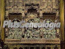 Altar mayor de la seo de zaragoza