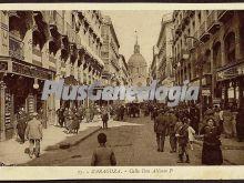 Calle don alfonso iº de zaragoza
