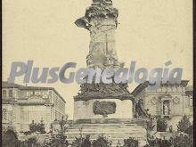 Monumento del centenario de los silos de zaragoza