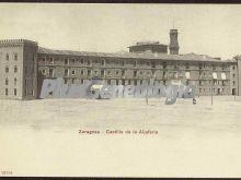 Castillo de la aljafería de zaragoza