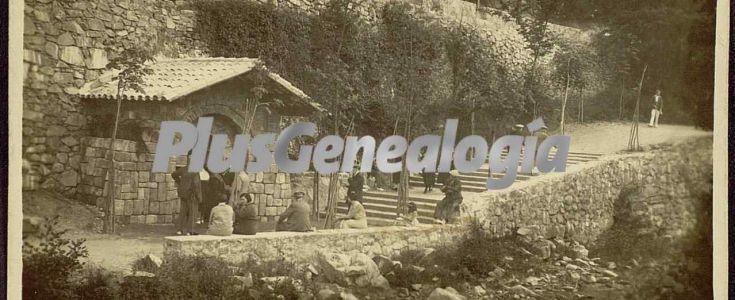 Fotos antiguas de SANT HILARI SACALM