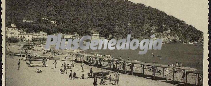 Fotos antiguas de PALAFRUGEL