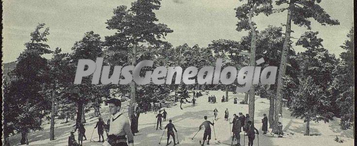 Fotos antiguas de NAVACERRADA