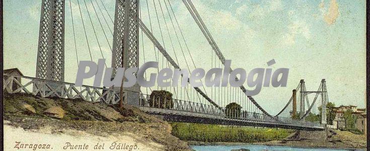 Fotos antiguas de ZARAGOZA