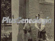 Costumbres aragonesas, festejando en zaragoza