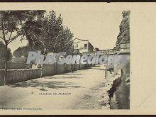 Puentes del ferrocarril de alhama de aragón (zaragoza)