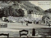 Foto antigua de PANTICOSA