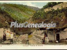 Cuevas de gitanos en granada