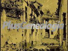 Calle real de la alhambra de granada