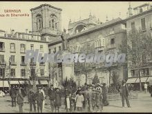 Plaza de bibarramba en córdoba