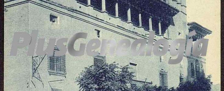 Fotos antiguas de HUESCA