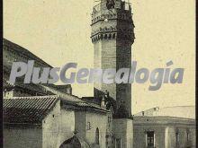 Torre de san nicolás en córdoba