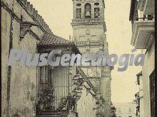 Calle del cardenal herrero de córdoba