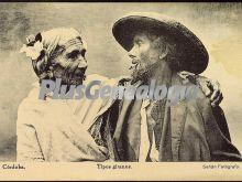 Gitanos afincados en córdoba