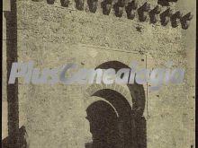 Puerta del alcázar de carmona (sevilla)