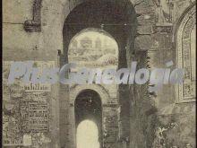 Puerta de sevilla de carmona (sevilla)
