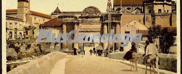 Fotos antiguas de CORDOBA