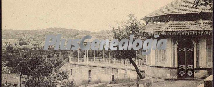 Fotos antiguas de PEÑAS BLANCAS DE VILLAHARTA