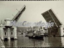 Puente marítimo de bilbao