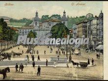 El arenal de bilbao (en color)