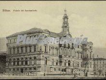 Palacio del ayuntamiento de bilbao