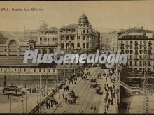 Puente y sociedad bilbaína