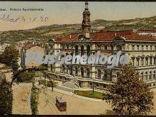 Palacio ayuntamiento de bilbao