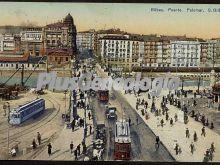 Puente, palomar y sociedad bilbaína