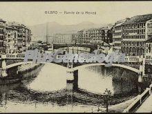 Puente de la merced de bilbao