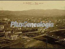 Vista parcial de la ciudad de bilbao