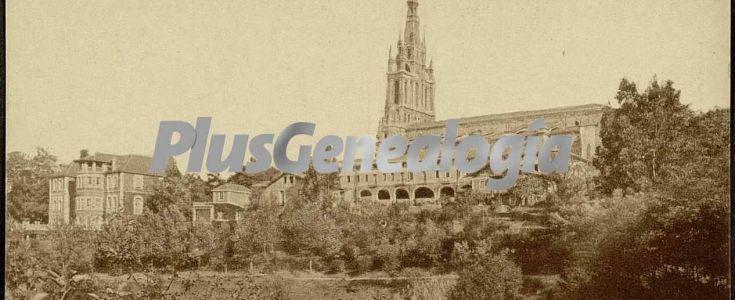 Fotos antiguas de BEGOÑA