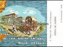 Viñeta del mapa de fundaciones. la encarnación. ávila