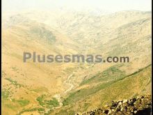 Garganta de bohoyo en la sierra de gredos (ávila)