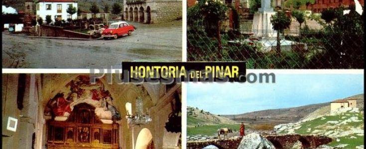 Fotos antiguas de HONTORIA DEL PINAR