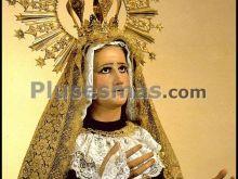 Santísima virgen de la amargura de santander (cantabria)