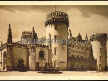 Castillo de Viñuelas de Madrid