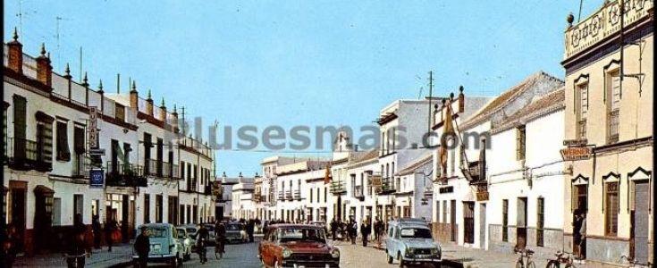 Fotos antiguas de LOS PALACIOS Y VILLAFRANCA