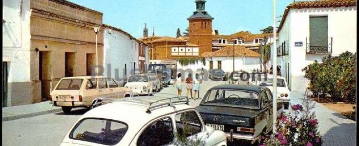 Fotos antiguas de VILLAVICIOSA DE ODÓN