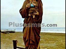 Nuestra señora de la buena guía, patrona de pescadores en cabañal (valencia)