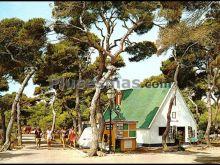 Camping en el saler (parque natural de la albufera - valencia)